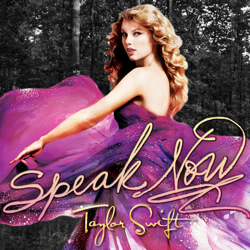 Speak Now [FanMade Album Cover]