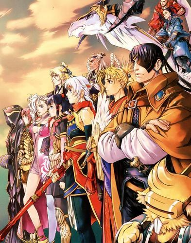 Suikoden Images Icons Wallpapers And Photos On Fanpop