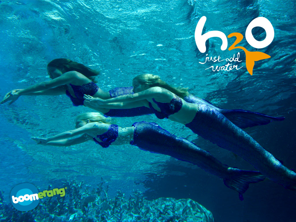H2O Just Add Water Swimming