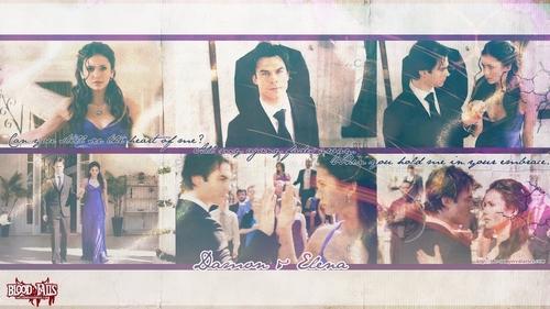 TVD -- Damon & Elena <3<3