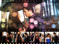 tv-couples - TVD -- Damon & Elena <3<3 wallpaper