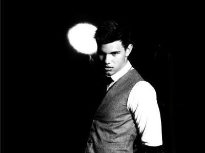 Taylor Lautner outtakes from Michael Comte's photoshoot