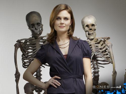 Temperence Brennen - Bones