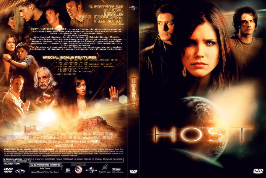 The Host DVD [Fanmade]