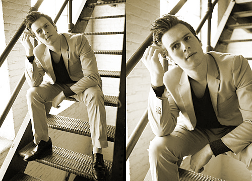 The talented Mr.Groff
