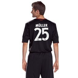Thomas Müller is Model