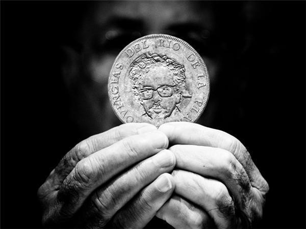 Tim Burton coin :)