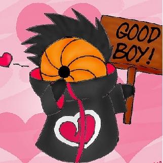 Tobi good boy ^^