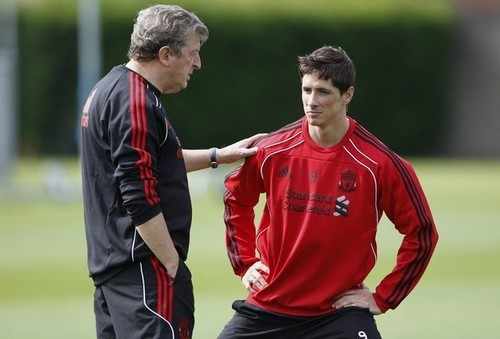 Fernando Torres 바탕화면 titled Training