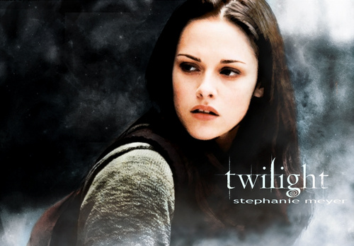 Twilight Bella angsa, swan