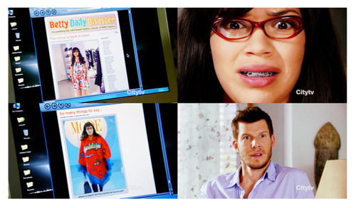 Ugly Betty picspam