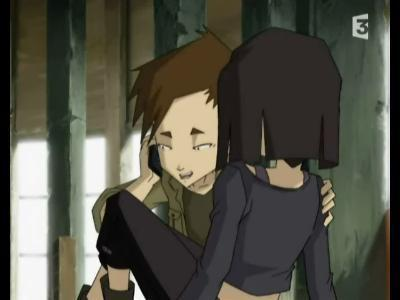 Ulrich and Yumi (: