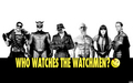 Who Watches the Watchmen? - watchmen wallpaper