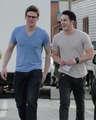 Zach & Michael<3