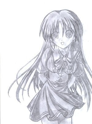 anime drawings. anime drawings!