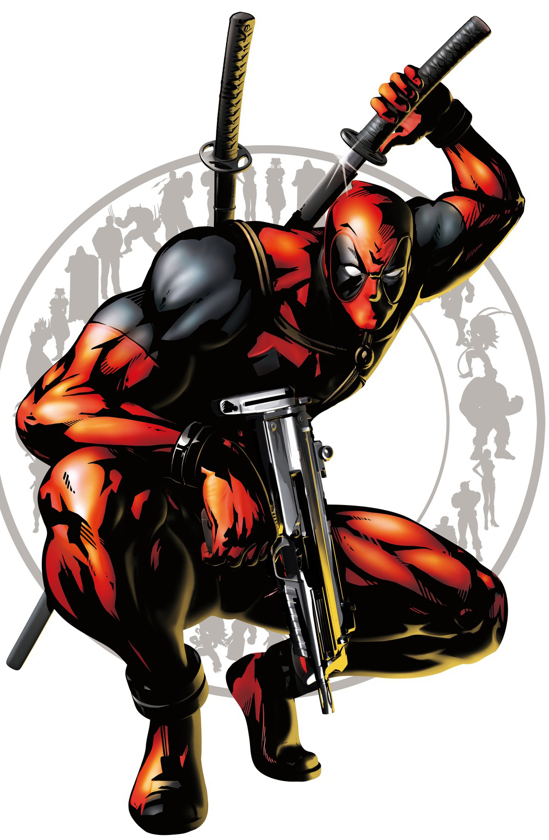 deadpool - Marvel Comics Photo (14903523) - Fanpop