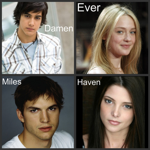 dream cast<3