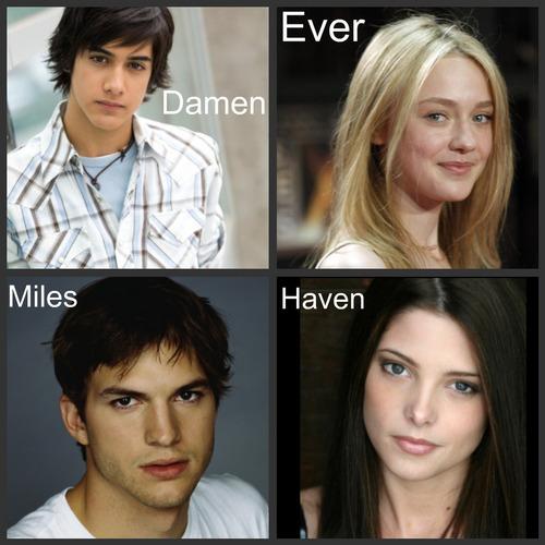 dream cast<3
