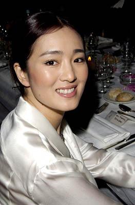 Chinese actress Gong Li deems Golden Horse Award as