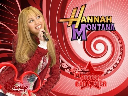 hannah montana biggest fan forever