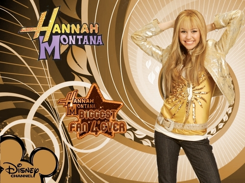 hannah montana biggest 粉丝 forever