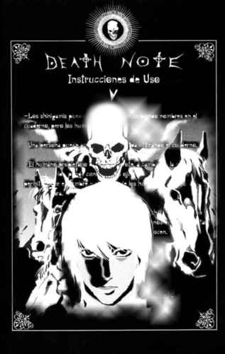 light y la i. de la death note
