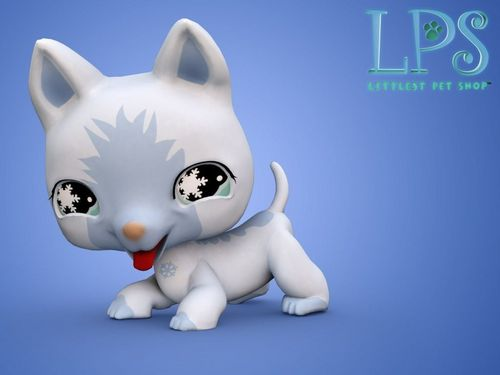 Littlest Pet negozio Club wallpaper called lps