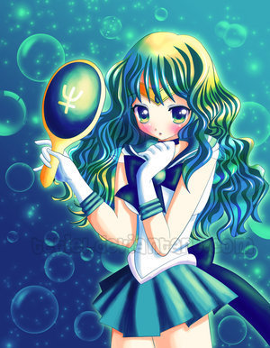 mini sailor neptune