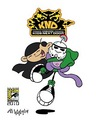 numbuh 3 at comic con - codename-kids-next-door photo
