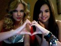 taylor swift and selena gomez - peace-pop-picks photo