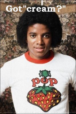 """""""naughty"""" MJ"""
