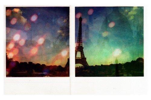 Paris achtergrond titled ♡♡♡