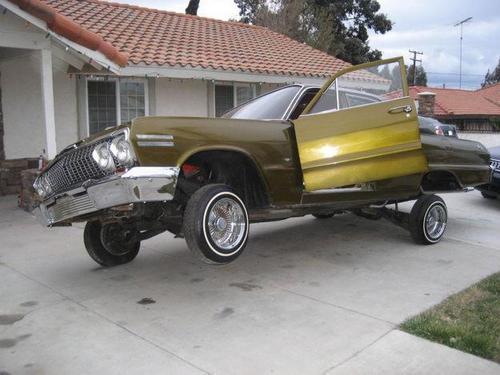 59' & 63' Chevy Impala's!