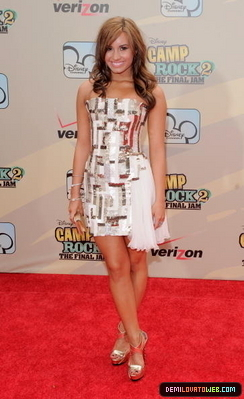 8-18-10 Camp Rock 2 New York premiere