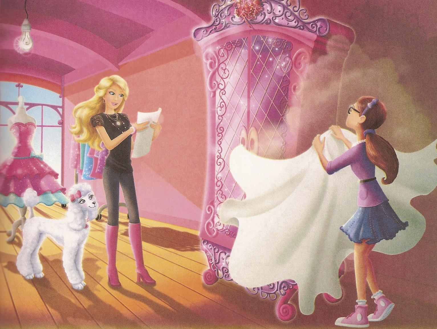 Watch barbie a fashion fairytale online free 46
