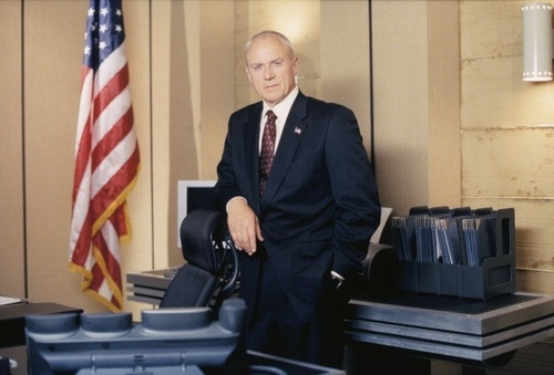 Alan Dale as VP Jim Prescott