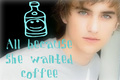 All Because She wanted Coffee Banner[Declan] - degrassi-the-next-generation photo