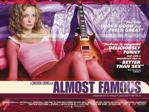 Almost Famous Movie Poster 2