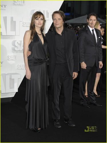Angelina @ Salt Berlin Premiere