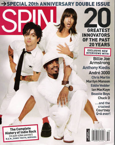 Anthony Kiedis S2