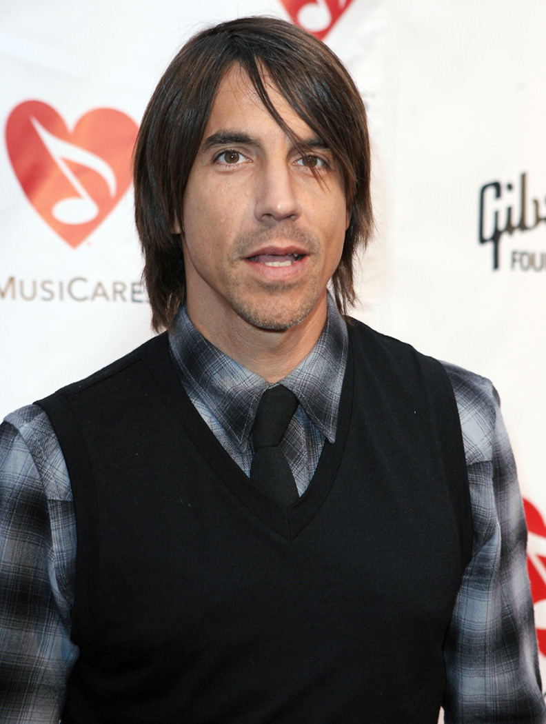 Anthony Kiedis earned a unknown million dollar salary - leaving the net worth at 120 million in 2018