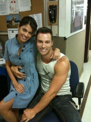 Arianna and Brady