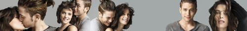 Ashley Greene and Jackson Rathbone Banner