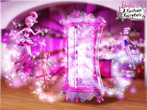 Barbie A Fashion fairytale- Flairies