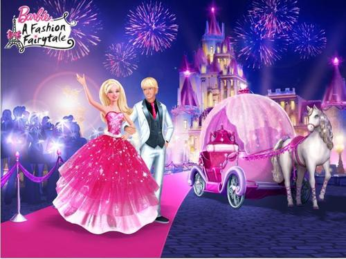 Watch barbie a fashion fairytale 79