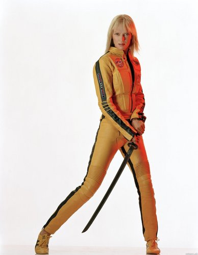 Kill Bill wallpaper titled Beatrix Kiddo