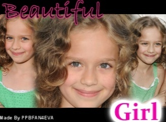 Beautiful Girl! =D