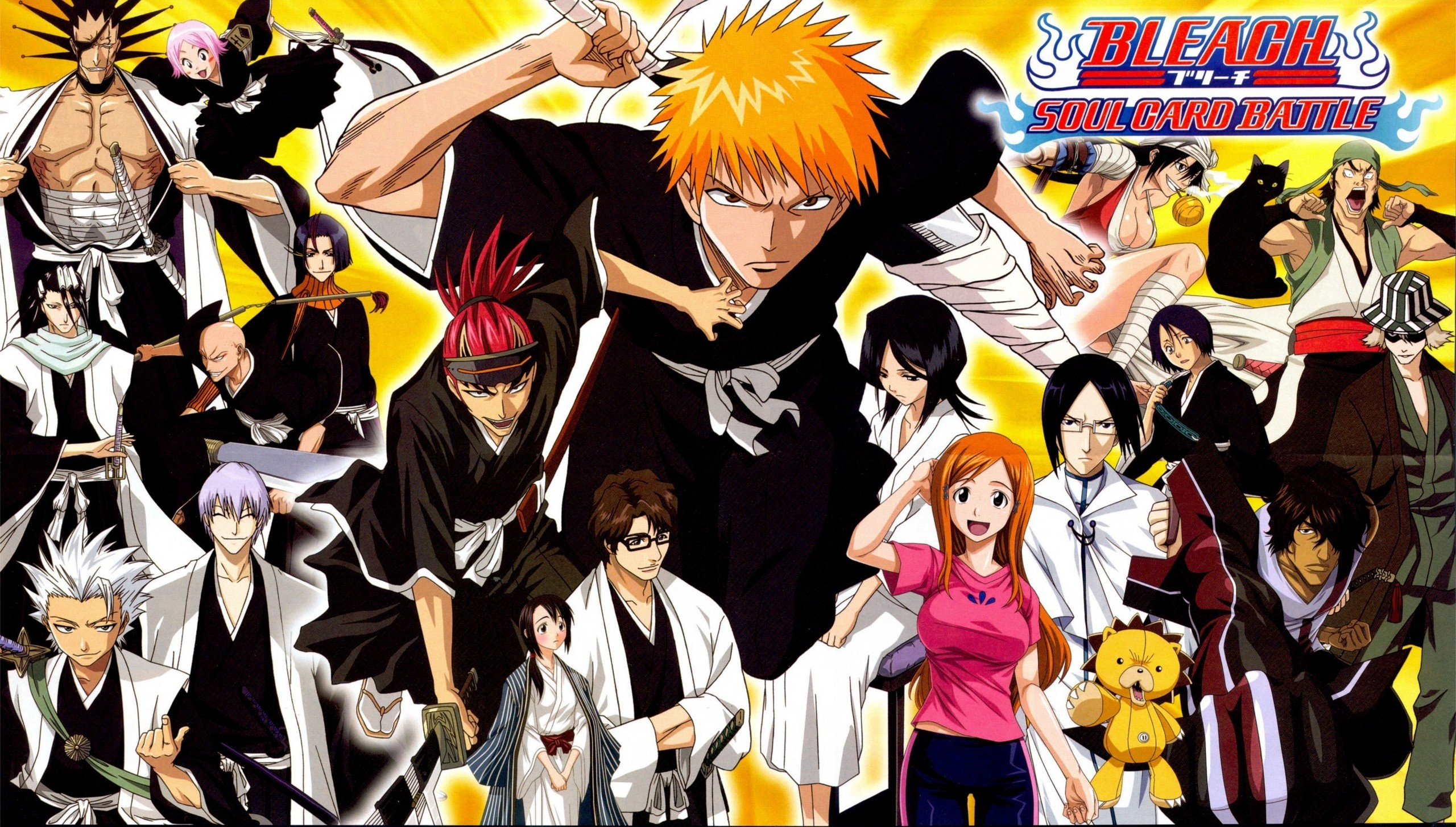 bleach anime images bleach seireitei hd wallpaper and