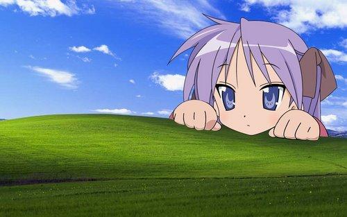 Blue Sky ~Kagami Version~