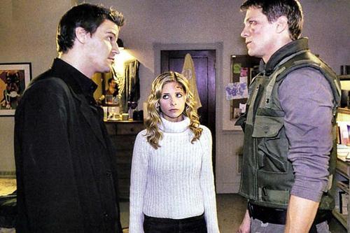 Buffy&Angel - season 4